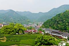 Hangzhou landskap Royaltyfria Foton