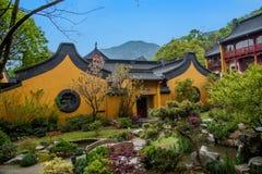 Hangzhou Lingyin Temple Foto de Stock