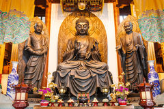 Free Hangzhou Lingyin Temple Buddhist Temple Famous, In China Stock Photography - 59281352