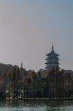 Hangzhou Pagoda Royalty Free Stock Photos