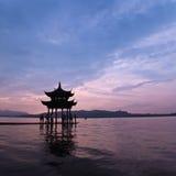 Hangzhou, porcelana Imagem de Stock Royalty Free