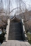 Hangzhou sceniskt område för västra sjö Royaltyfria Bilder