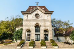 Hangzhou Tianducheng park building scenery,in china Stock Photography