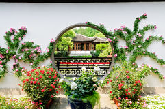 Hangzhou traditional gardens� in China Stock Images