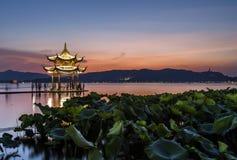 Hangzhou West Lake Stock Image