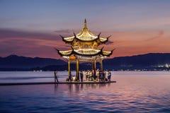 Hangzhou West Lake Royalty Free Stock Images