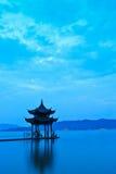 Hangzhou west lake scenery Stock Photography