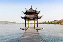 Free Hangzhou West Lake Scenery, In China Royalty Free Stock Photos - 40095928