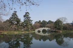 Hangzhou West Lake Scenic Area Stock Images