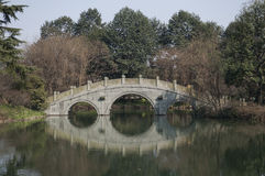 Hangzhou West Lake Scenic Area Royalty Free Stock Photo
