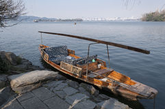 Hangzhou West Lake Scenic Area Royalty Free Stock Photo