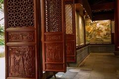 Hangzhou West Lake Temple Yue Wang Royalty Free Stock Photo