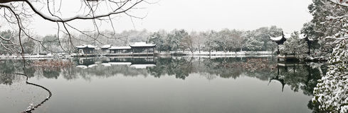 Hangzhou west lake Stock Image