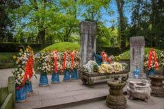 Hangzhou West Lake Yue Fei Wang Yue Fei Tomb Stock Photos
