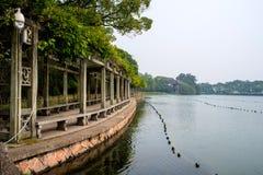 Hangzhou Westsee Stockfotos