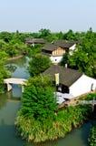 Hangzhou xixi våtmark landskap Royaltyfria Bilder