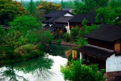 Hangzhou Xixi Wetland park Stock Image