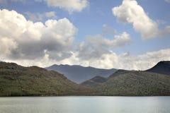 Hani I Hotit Lake Shkoder albacoren fotografering för bildbyråer