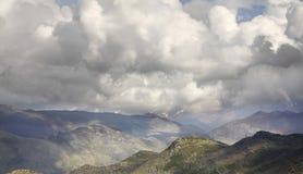 Hani i Hotit. Mountain. Albania Royalty Free Stock Image