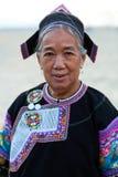 Hani People, China Royalty Free Stock Image