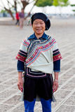 Hani people, China Stock Photo