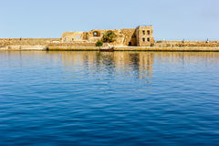 Hania fortress, Crete Stock Photography