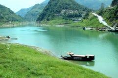 hanjiang河 库存图片