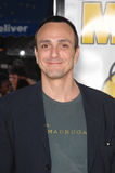 Hank Azaria, das Simpsons lizenzfreie stockbilder