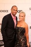 Hank Baskett, Kendra Wilkinson at Spike TV's 2012  Stock Image