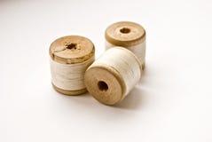 Hank de cuerdas de rosca Foto de archivo libre de regalías