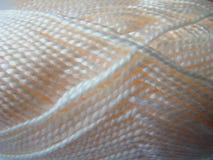 Hank dei filetti per lavorare a maglia fotografie stock libere da diritti