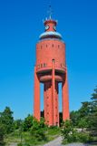 Hanko water tower Stock Photos