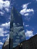 Hankock tower Boston Stock Image