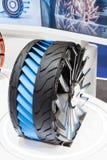 从Hankook的车轮概念在IAA 2015年 免版税图库摄影