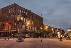 Hanley, Stoke on Trent Royalty Free Stock Photo