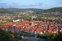 Hann. Muenden, Deutschland Stockbild