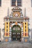 Hann. O ¼ de MÃ nden o rathaus Imagem de Stock Royalty Free