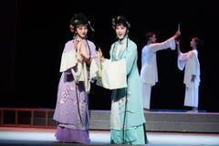 "Hannah et son opéra de Soeur-Jiangxi ""Red le  de pearl†Photos libres de droits"