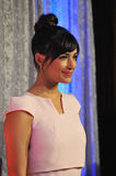 Hannah Simone Royalty Free Stock Photos
