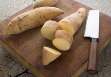 Hannah sweet potatoes Royalty Free Stock Photos