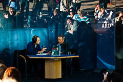 Hannes Jaenicke, actor and activist Stock Photos