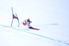 Hannes Reichelt - Fis World Cup Royalty Free Stock Images