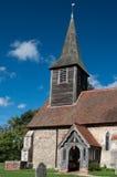 Hanningfield kyrka Fotografering för Bildbyråer