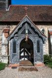 Hanningfield kyrka Arkivfoton