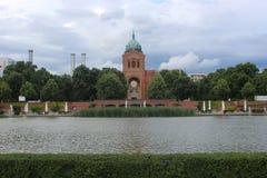 Hannover royaltyfri foto