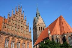 Hannover, Deutschland Lizenzfreies Stockbild