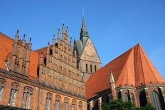 Hannover, Deutschland Lizenzfreies Stockfoto