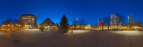 Hannover district Linden-Limmer Royalty Free Stock Photo
