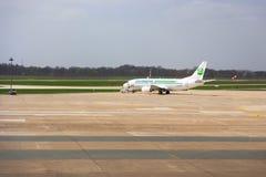 Hannover-Flughafen Stockbilder