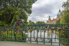 Hannover, Germania Fotografia Stock